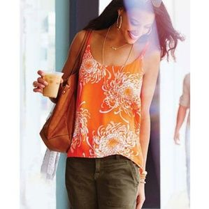 Cabi Floral Tank Top - Size XS